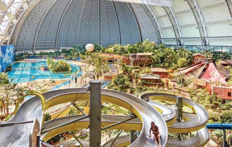 Tropical Islands - things to do in Berlin