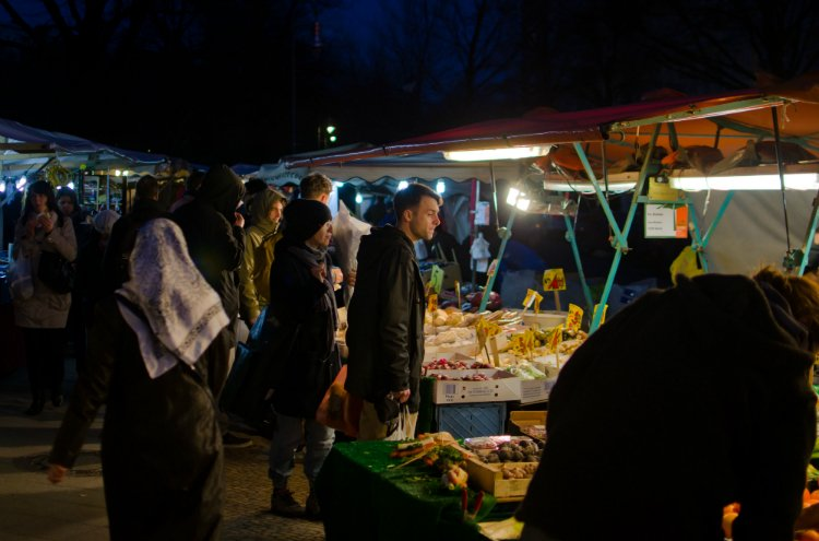 Turkish markets - things to do in Berlin