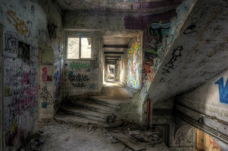 Weissensee Hospital - things to do in Berlin