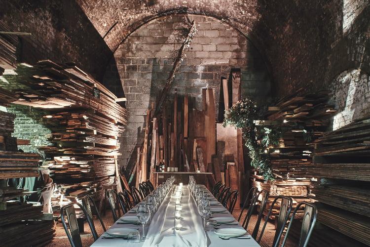 LASSCO Private Dining London