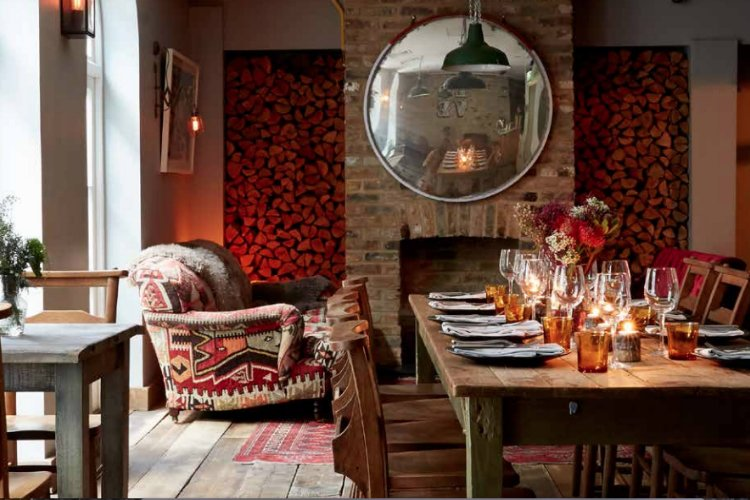 Cambridge Street Kitchen - private dining London