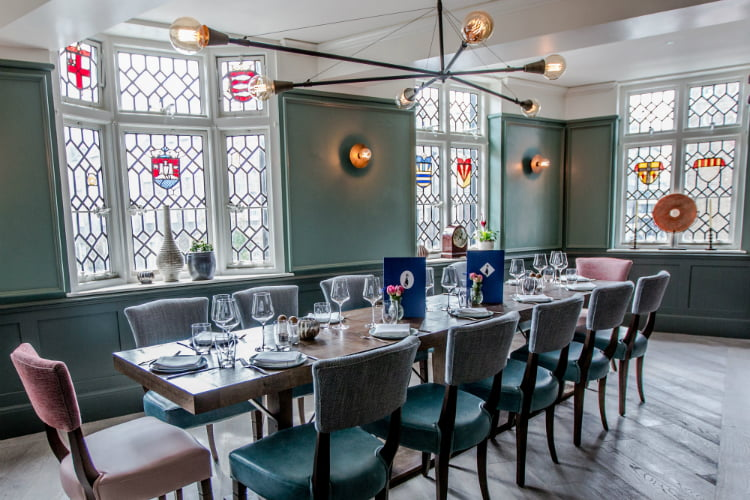 Clarette - private dining London