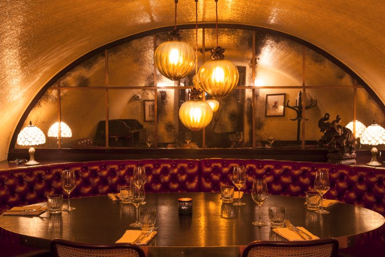 Gymkhana - private dining London