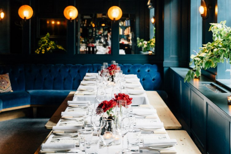 Quo Vadis - private dining London