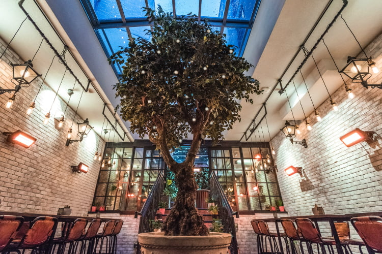 Red Rooster Private Dining London