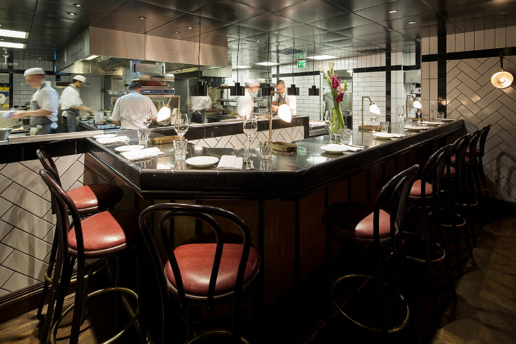 Social Eating House - private dining London