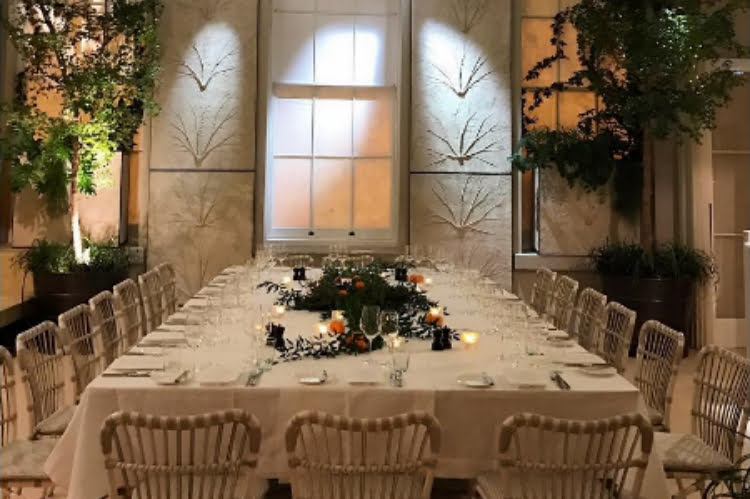 Spring - private dining London