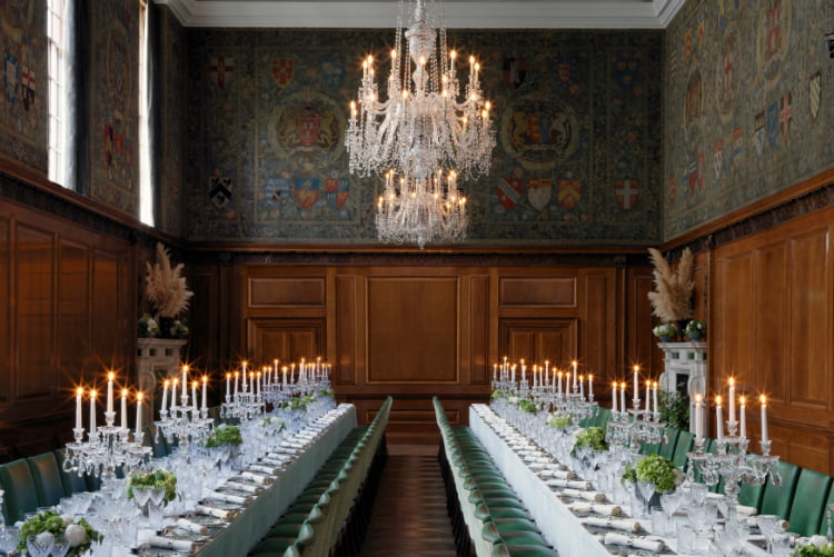 The Ned - private dining London