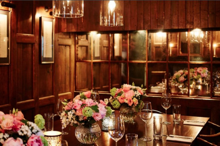Trishna - private dining London