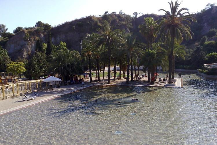 Parc de la Creueta del Coll - 48 hours in Barcelona
