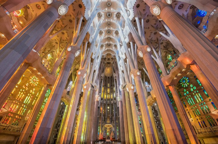 Sagrada Familia - 48 hours in Barcelona