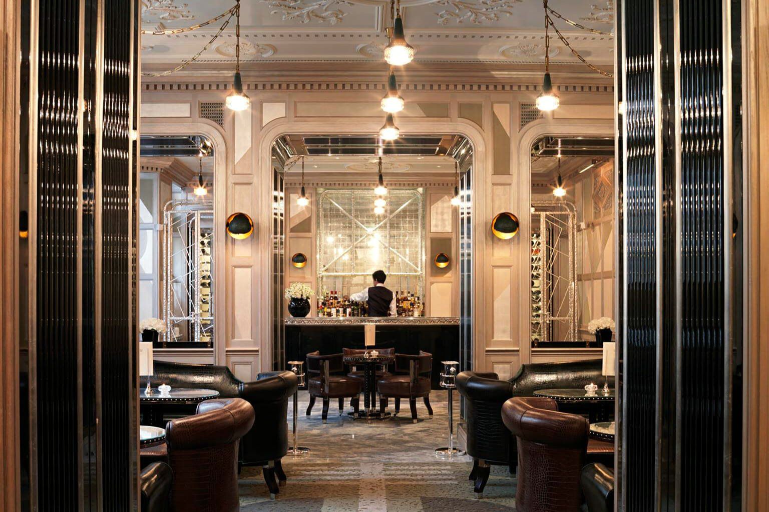 The Connaught Bar best bars central London