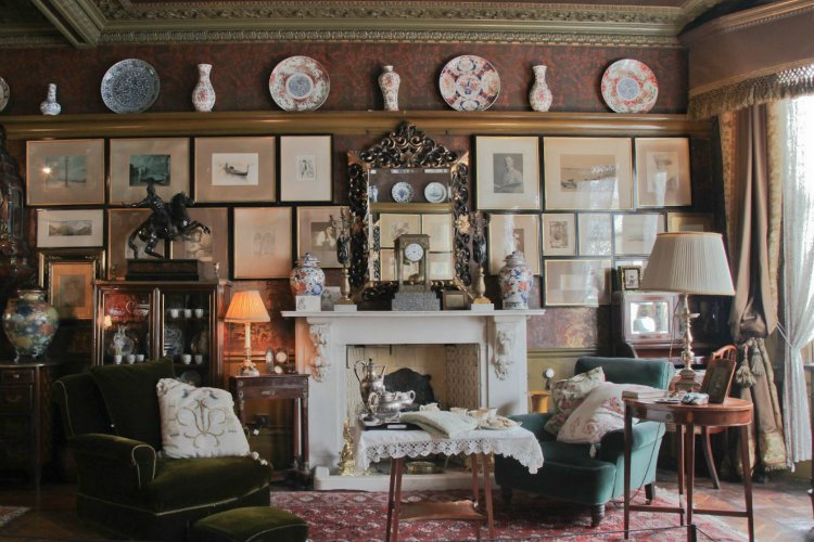 18 Stafford Terrace unusual museums London