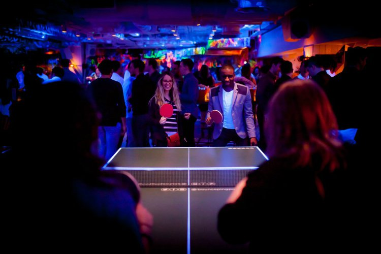 Bounce - London activity bars