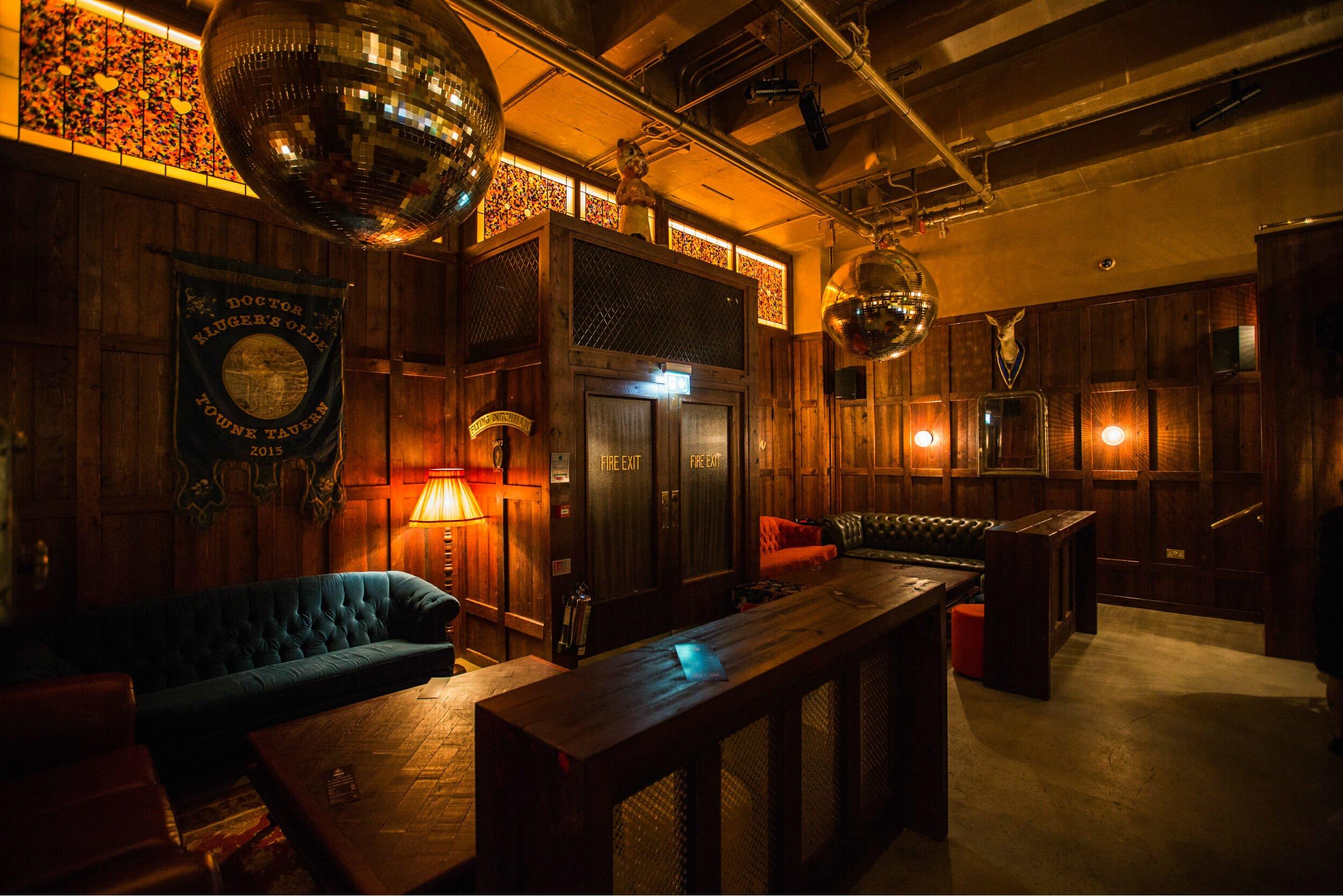 Breakfast Club Canary Wharf
