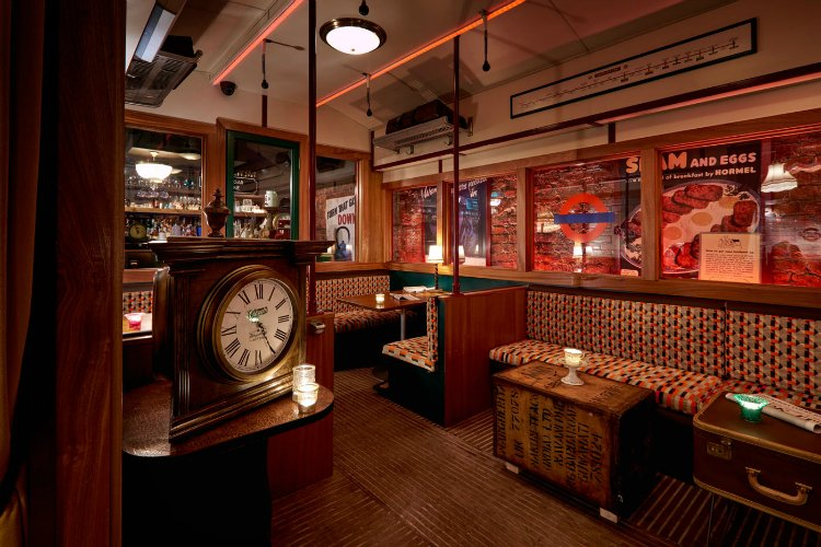 Cahoots speakeasy London