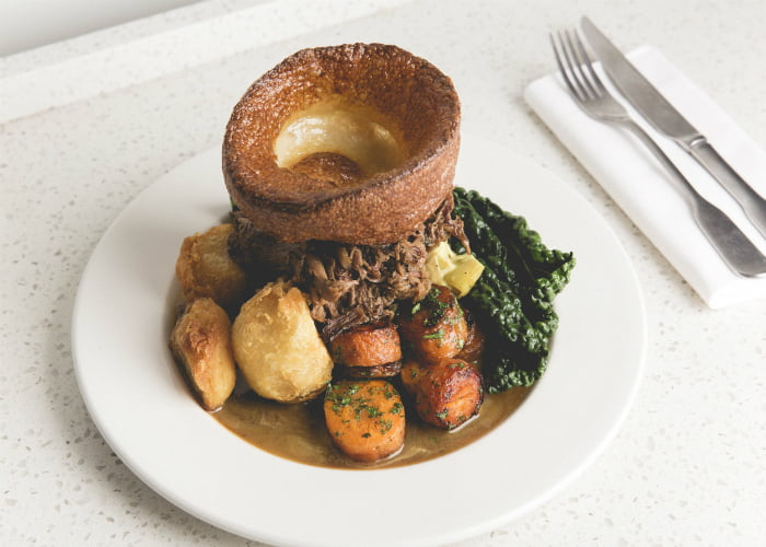 London's Best Sunday Roast - Coal Rooms