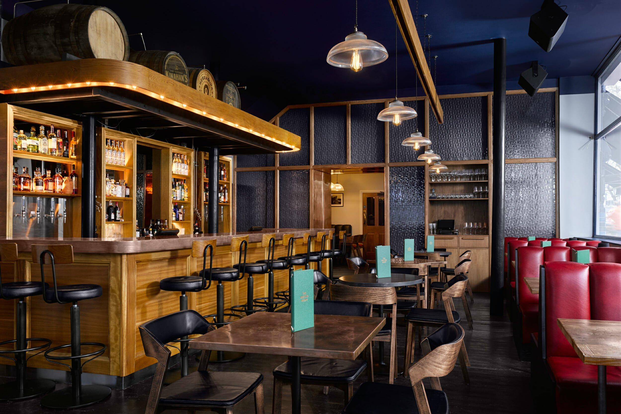 Distillery West London bars