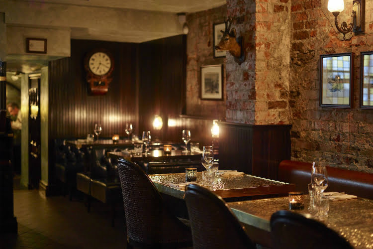 Gymkhana - best restaurants in Central London