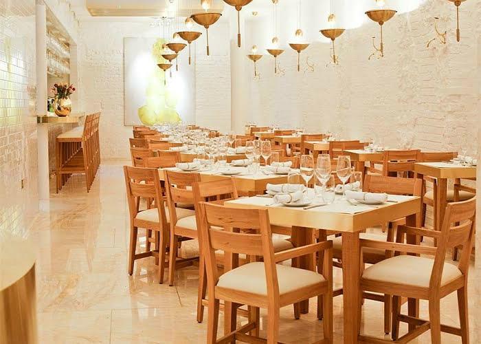 NOPI Soho restaurant