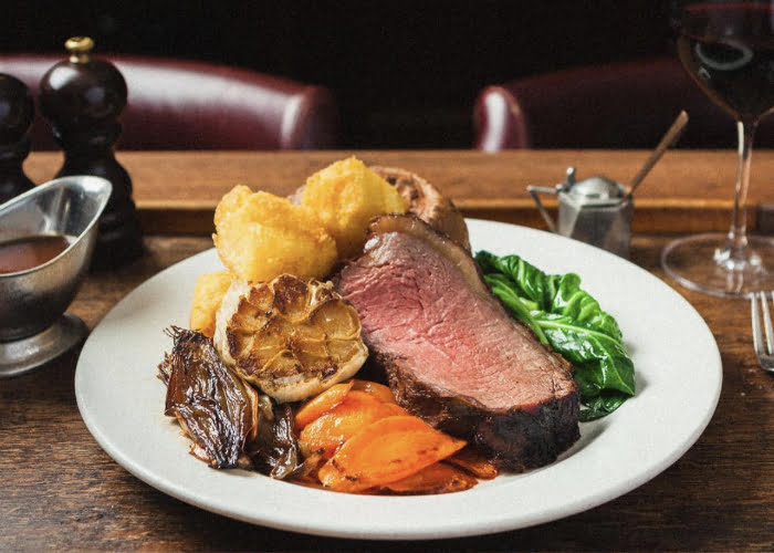 London's Best Sunday Roasts - Hawksmoor