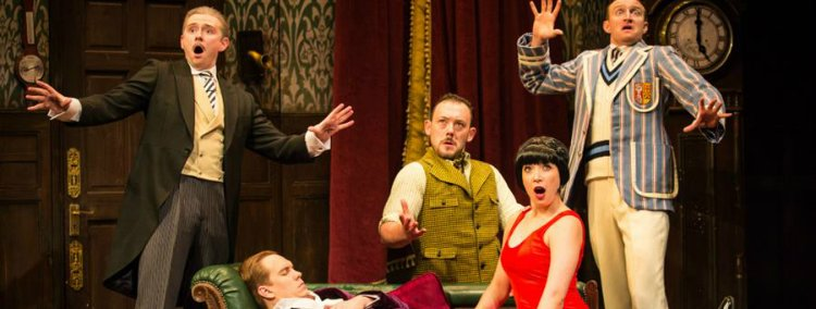 The Play That Goes Wrong - Best London Theatre Shows