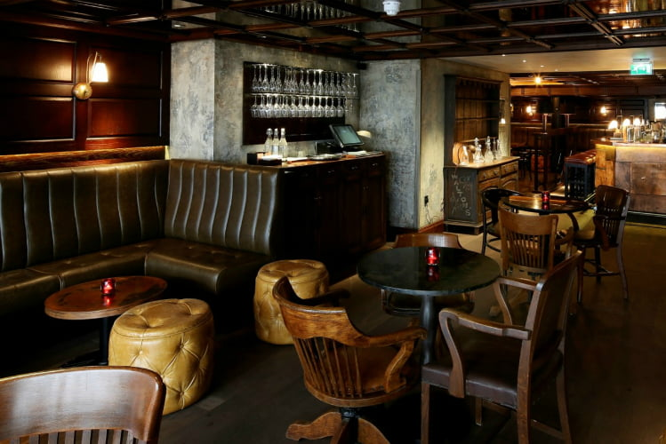 Blind Pig - best cocktail bars London