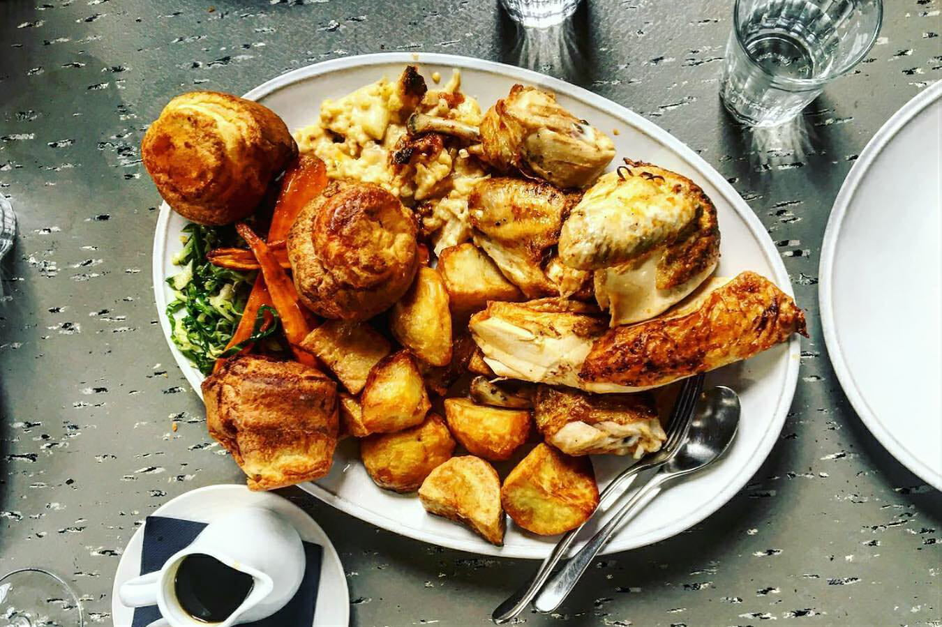 Culpeper Sunday roast