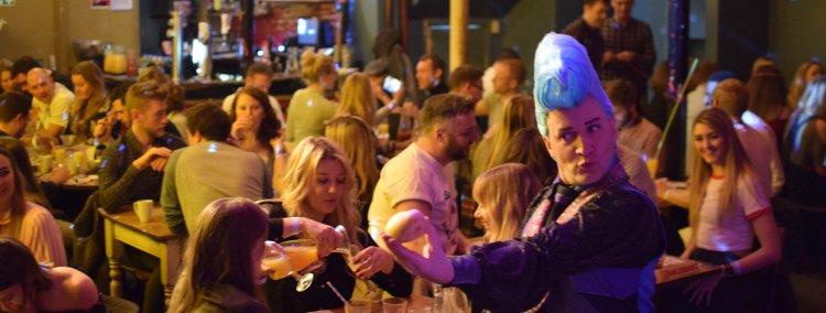 Four Thieves Pub London Brunch