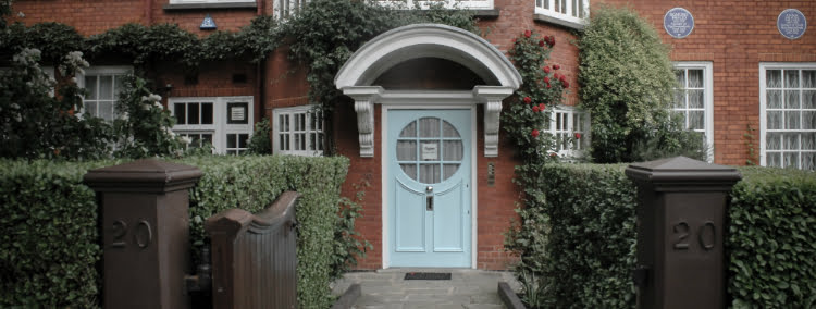Freud Museum - unusual museums in London