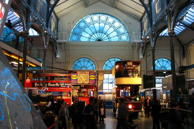 London Transport Museum - best museums in London