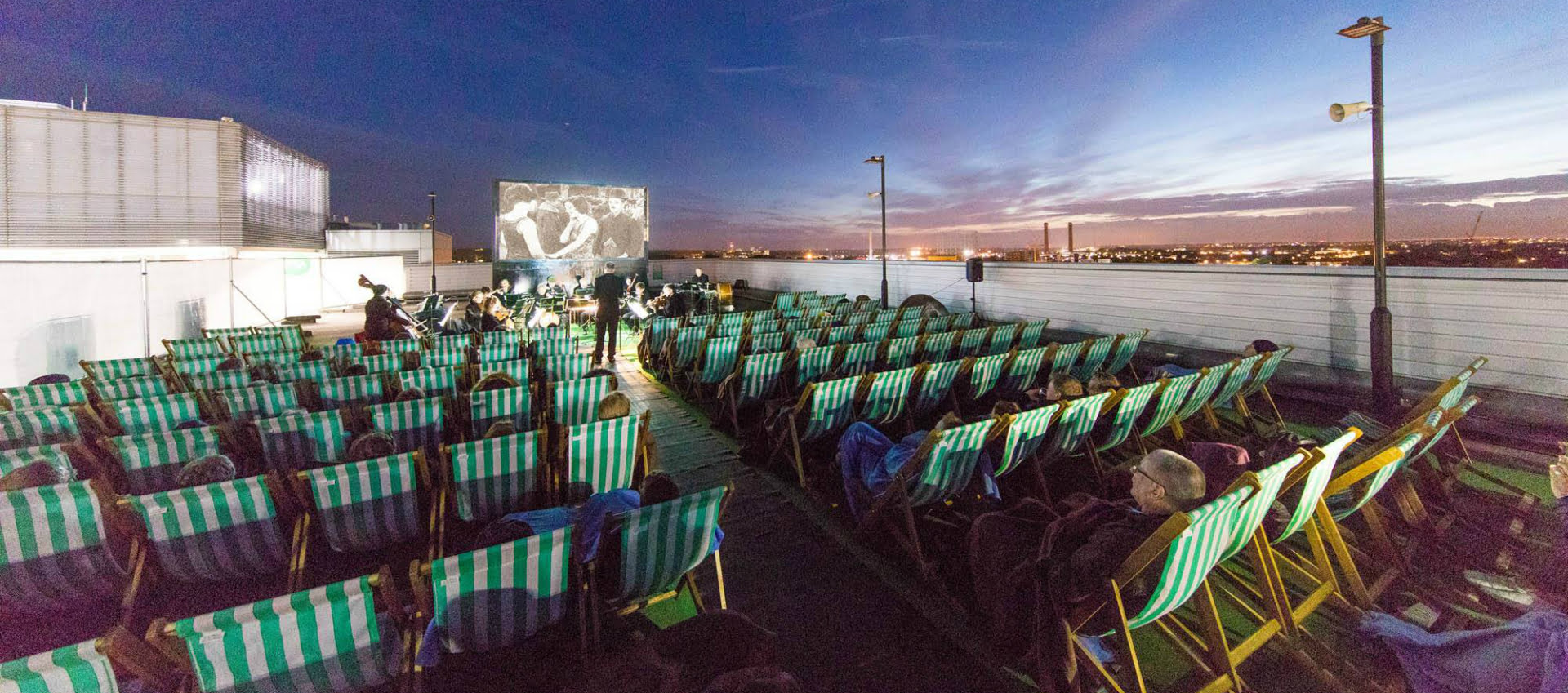 reputable site ede57 29bfb The Best Outdoor, Pop Up Cinemas London   Summer 2019