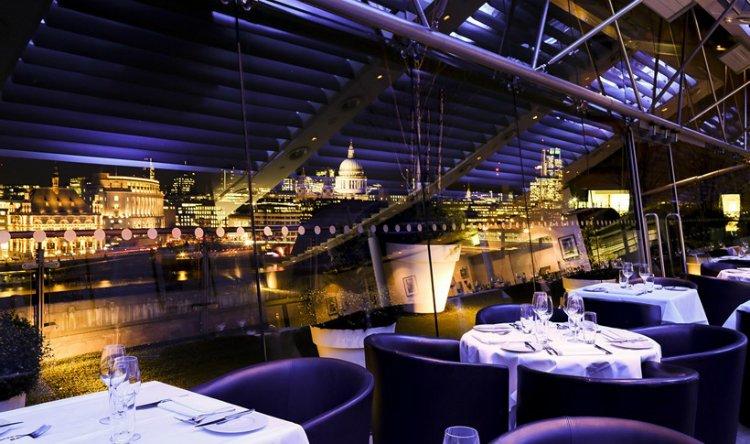 Oxo Tower Restaurant Bar & Brasserie