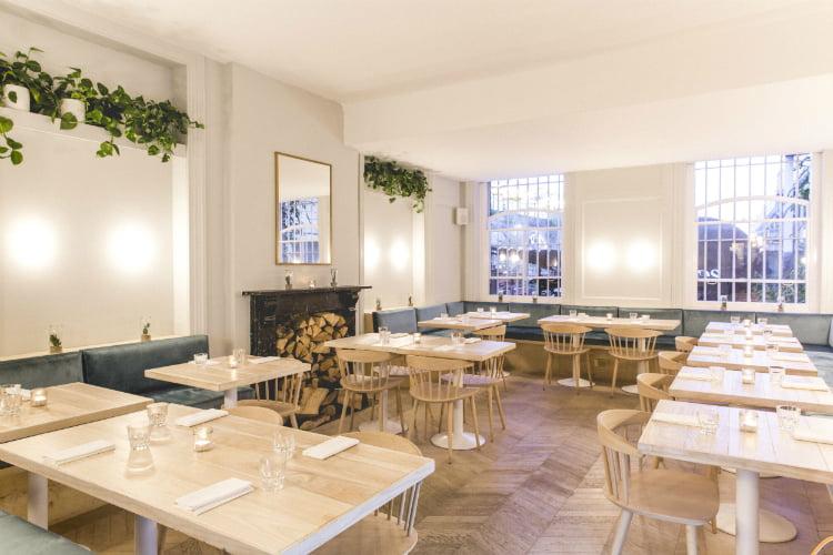 Coal Rooms Peckham restaurants
