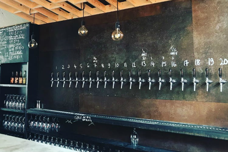 Brick Brewery Taproom - Peckham bars