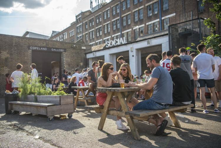 Copeland Social - Peckham bars