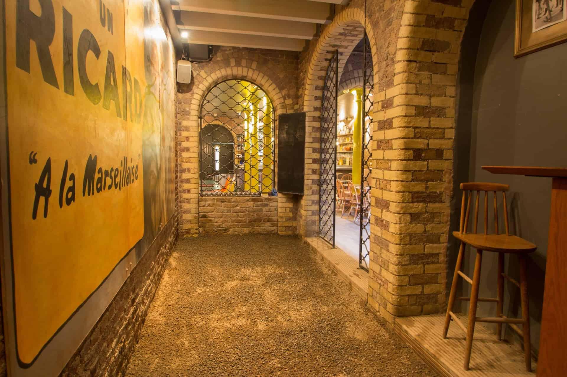 Baranis petanque activity bars