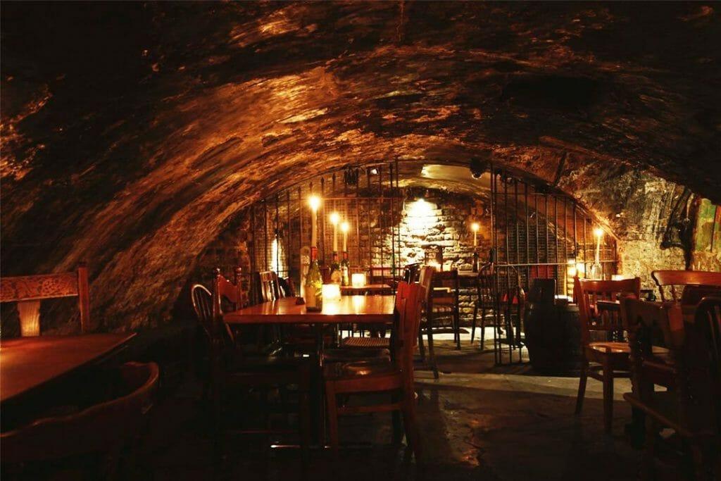 Gordons Wine bar best covent garden bars