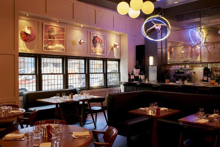Hix Soho - best restaurants in Soho restaurants