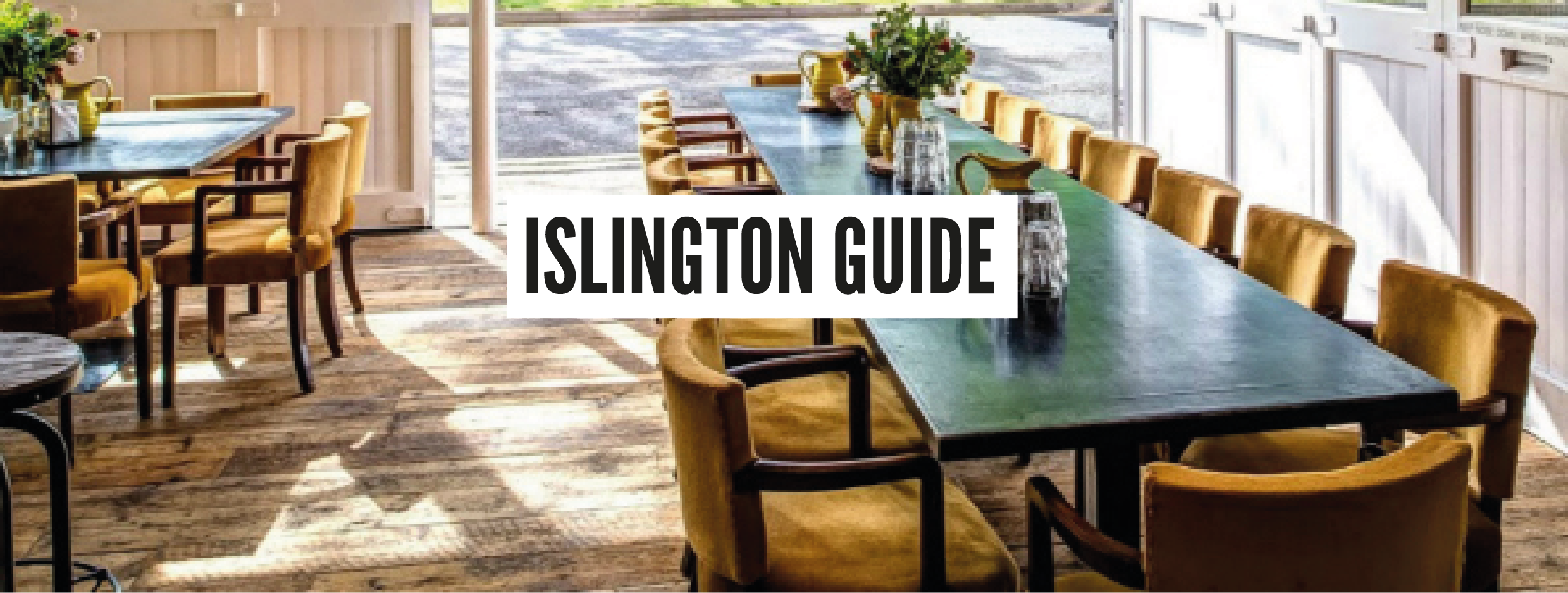 London Neighbourhood Guides - Islington