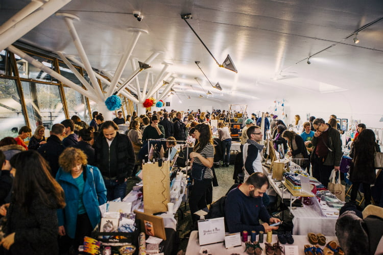 Urban Makers East - London Christmas Market