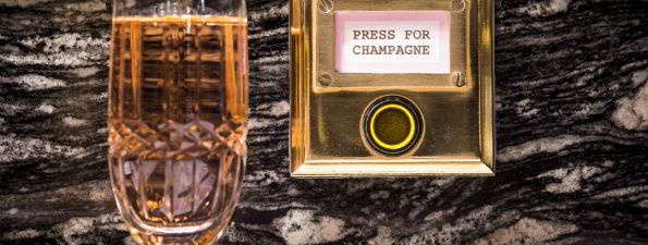 Bob Bob Ricard - Best Champagne Bars in London