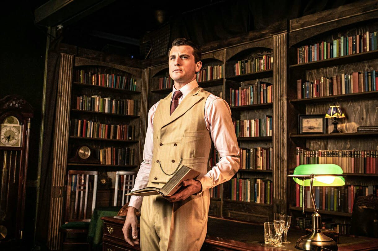 Great Gatsby immersive theatre London