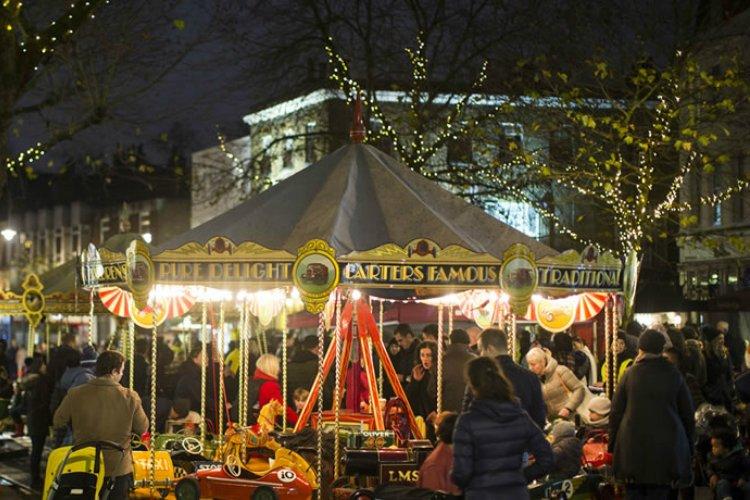 Hampstead Village Christmas Market