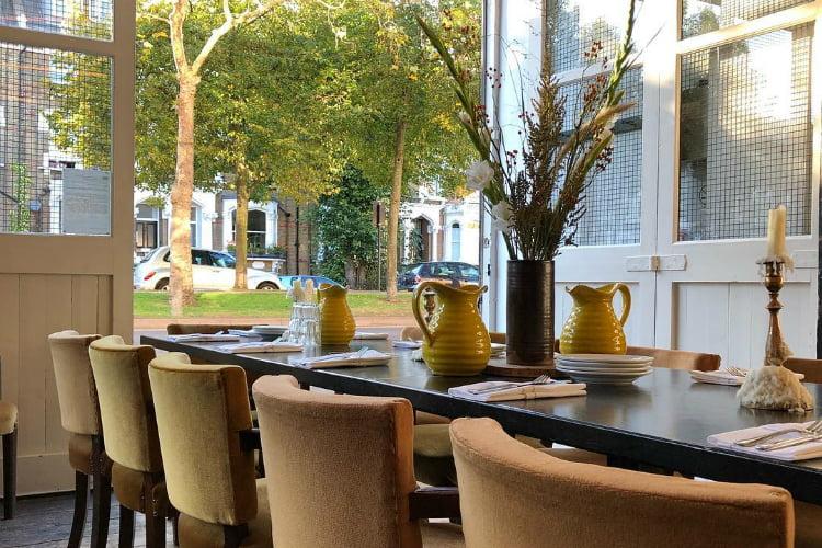 Primeur Angel Restaurants Islington restaurants