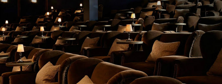Electric Cinema - 100 London Date Ideas