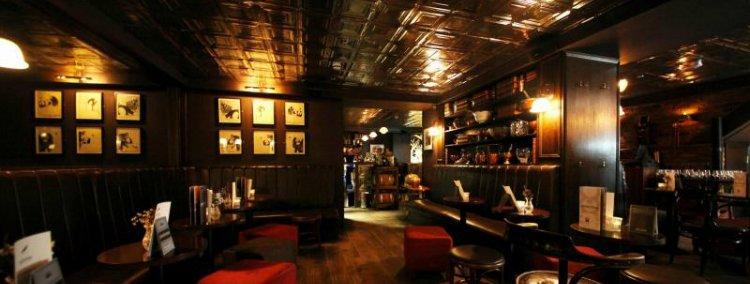 Nightjar - London Cocktail Bars