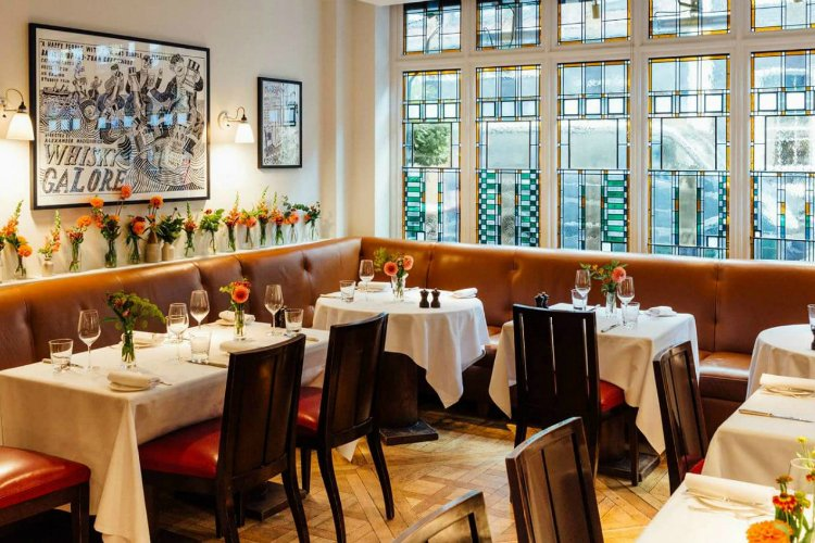 Quo Vadis Soho restaurants