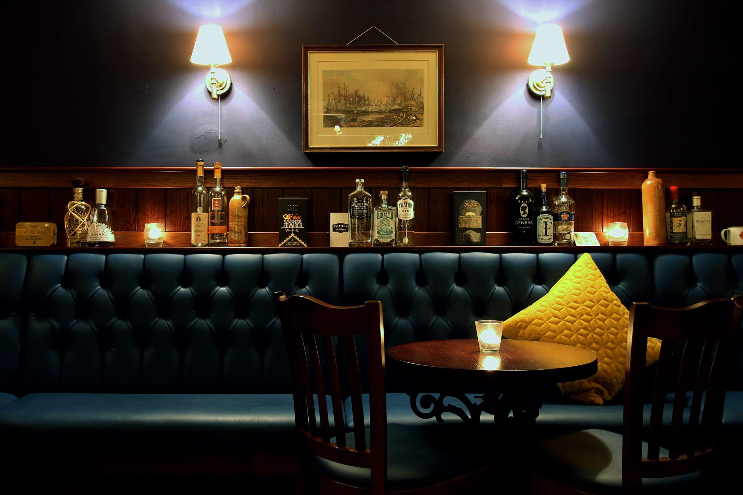 Merchant House City bars