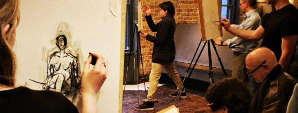creative workshops in London